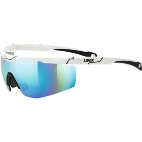 UVEX Sportstyle 117 Sportglasses white/blue